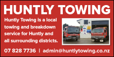 Huntly Towing